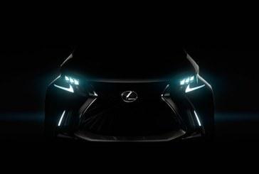 Lexus LF-SA, un concept pensado para el conductor