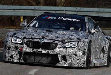 BMW M6 GT3, el GT sale a pista