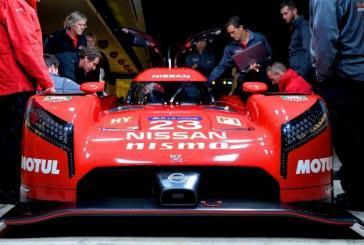 Nissan GT-R LM NISMO, con Marc Gené a por el campeonato de resistencia