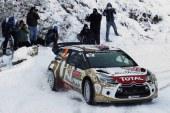 Rallye de Suecia, El paraíso de los amantes de las cruzadas perfectas.