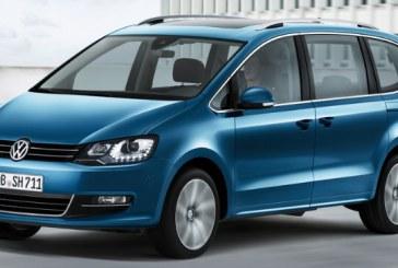 Volkswagen Sharan, novedades para este año