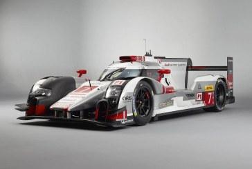 Audi R18 e-tron quattro, listo para las 24h de Le Mans