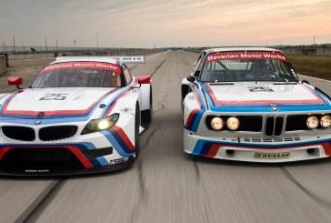 BMW Z4 GTLM, con los miticos colores de guerra del BMW CSL