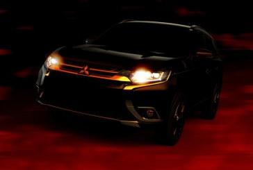 Mitsubishi Outlander, un teaser con una imagen mas potente