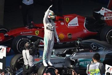 Lewis Hamilton se lleva el GP de China