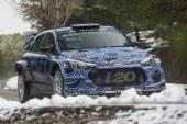 Hyundai i20 WRC, empieza su proyecto en Almería