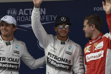 Hamilton consigue la Pole para el GP de China