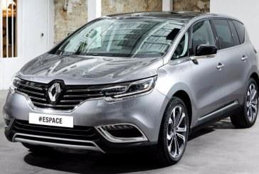 Renault Espace, se adapta al estado de animo del conductor