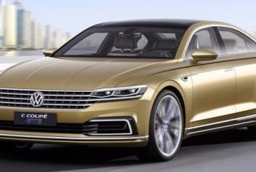Nuevo Volkswagen Scirocco GTS y C Coupe GTE, directos desde Shangai