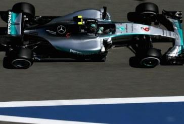 Rosberg se lleva la pole position en Montmeló