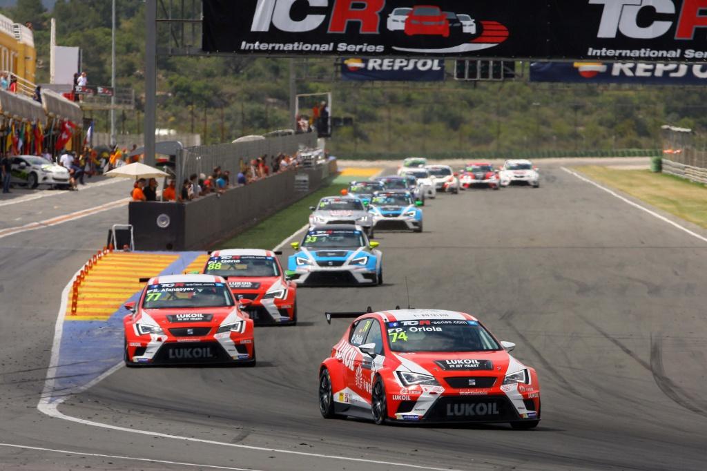 TCR Series en Valencia