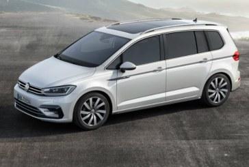 Nuevo Volkswagen Touran 2015, monovolumen de 7 plazas