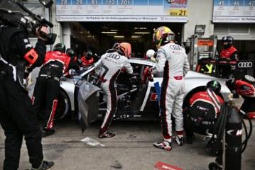 El Audi R8 LMS vence en las 24 horas de Nürburgring