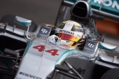 F1 Mónaco – Hamilton se lleva la pole del Principado