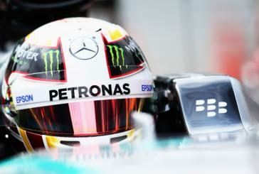 F1 Monaco – Hamilton el más rápido en los entrenamientos libres