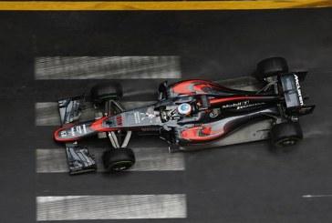 McLaren-Honda consigue sus primeros puntos