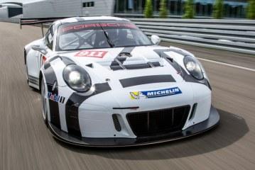 Porsche 911 GT3 R, mas ligero y rápido que sus antecesores