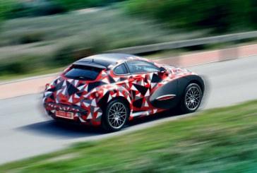 Velántur Cars, el primer coche de lujo 100% eléctrico y fabricado en España