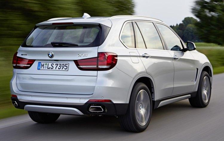 BMW X5 xDrive40e, gran aplomo y maniobrabilidad