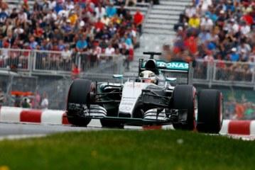 F1 Gp Canada.- Lewis Hamilton logra la pole de Montreal