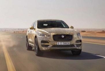Jaguar F-PACE, puesto al límite en las pruebas