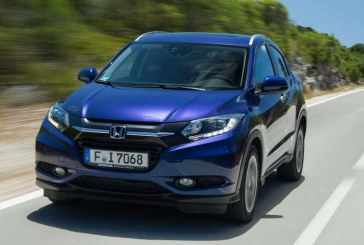 Honda HR-V, carácter juvenil con una linea atrevida