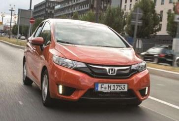 Honda Jazz, haciendo alarde de un estilo moderno