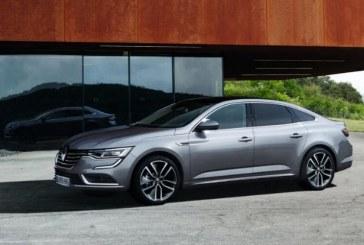 Nuevo Renault Talisman 2016, nueva berlina de lujo