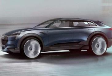 Audi quattro e-tron concept, el primer SUV eléctrico de la marca