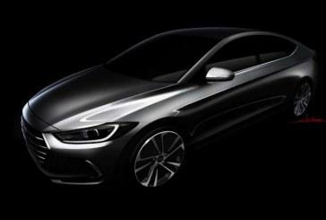 Hyundai Elantra, un teaser de su inminente nuevo lanzamiento