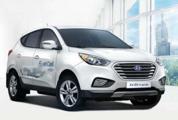 Hyundai ix35 fuel cell, batiendo récords