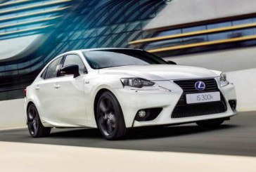 Lexus IS 300h 2016 Sport Edition