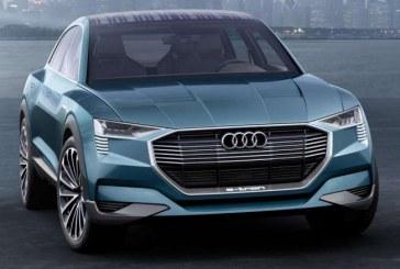 Audi e-tron quattro, un eléctrico con autonomía para 500 kilometros