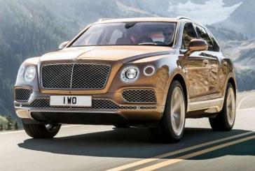 Bentley Bentayga, un SUV de autentico lujo