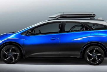 Honda Civic Tourer Active Life, para los amantes de la vida activa