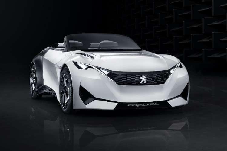 Peugeot Fractal lateral