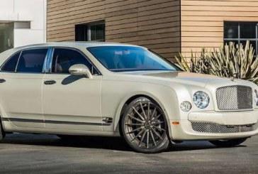 Bentley Mulsanne, un coche de lujo y exclusividad