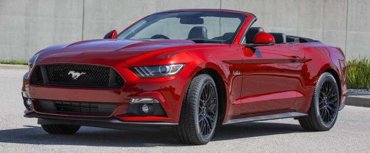 El Ford Mustang se ha convertido en un líder de ventas