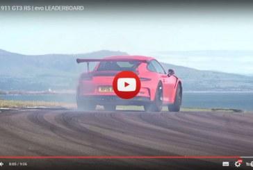 Porsche 911 GT3 RS, uno de los coches mas rapidos
