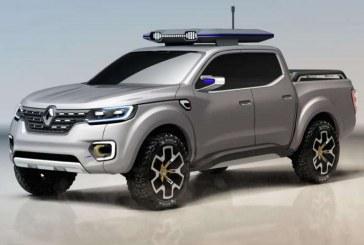 Renault Alaskan Concept, un pick-up que puede con todo