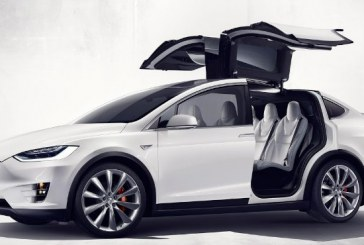 Tesla Model X, un nuevo SUV con todo el encanto de la marca