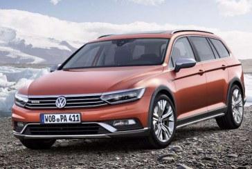 """Volkswagen Passat Alltrack,  su modo """"off-road"""" te sorprendera"""