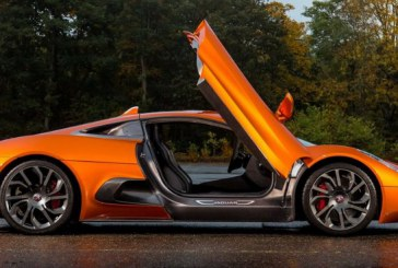 Jaguar C-X75, por si has querido ser el malo de James Bond 007