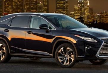 Lexus RX 450h, nuevo modelo con un diseño atrevido