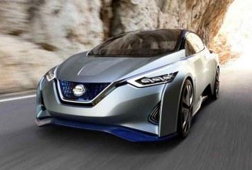 Nissan IDS Concept – Inteligencia artificial en un coche autonomo electrico