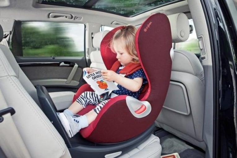 Nueva normativa de sillitas infantiles