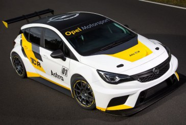 Opel Astra TCR, un coche de carreras por 95000€