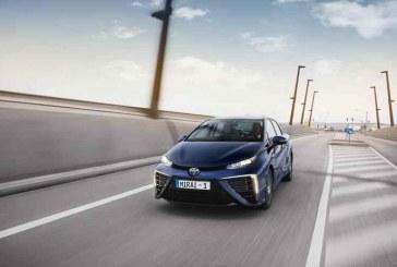 Toyota Mirai 2016 – Vehículos de pila de combustible