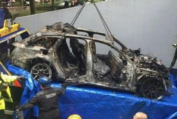 El Audi RS6 DTM de Jon Olson ha sido robado y quemado