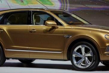 Bentley Bentayga, estrenando motor diésel